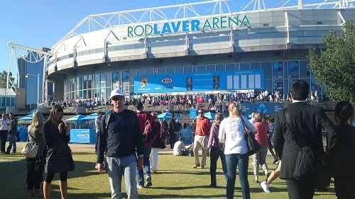 Grand Slam tennis tournament