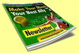 tennis newsletter