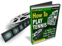 tennis instruction for beginners